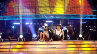 Chelsee Healey & Pasha Kovalev - Charleston - Strictly Come Dancing 2011 - Week 6