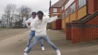 PASS DAT ( dance video) ayo and teo