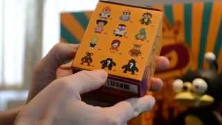 Kidrobot x Futurama Vinyl Toy Series 2 Review/Unboxing (Blind box opening)