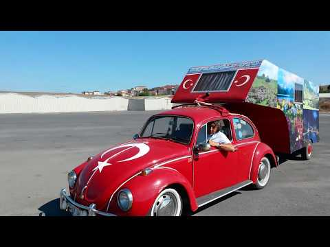 vw bug  wheel trailer  forgotten volkswagen doovi