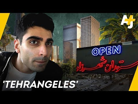 Why Are There So Many Iranians In Los Angeles? Becoming IranianAmerican, Pt. 1  AJ