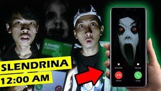 Download Video JANGAN PERNAH TELEPON SLENDRINA JAM 12 MALAM DI TENGAH SAWAH!! (GONE WRONG) MP3 3GP MP4