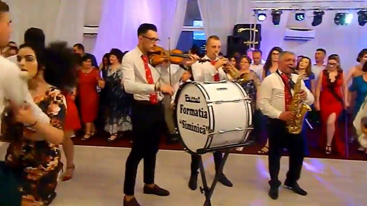 Formatie Nunta Moldova Muzica Moldoveneasca 2018 Formatia