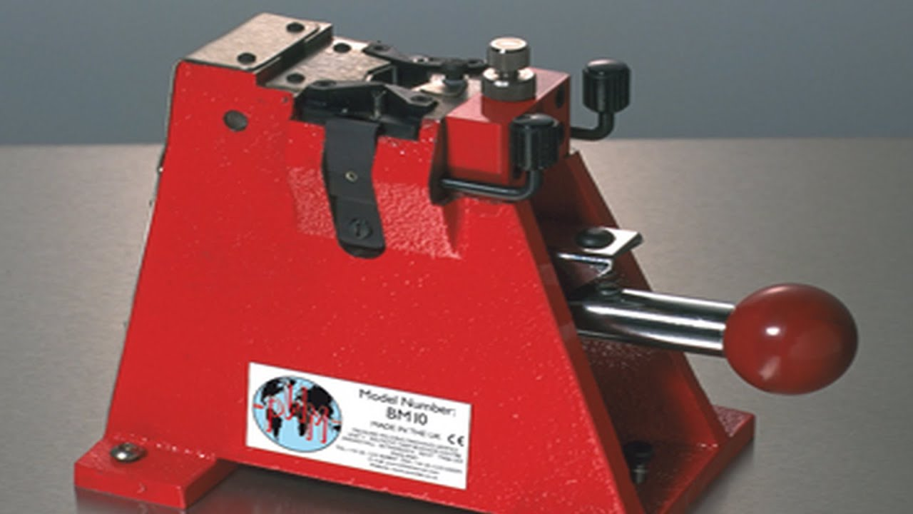 Bm10 Manual Machine For Cold Welding Fine Copper Aluminum Wire 010 To Wiring 010mm 060mm