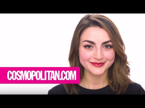 The Perfect New Year's Makeup Tutorial | Cosmopolitan