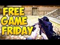 FREE GAME FRIDAY - COD + CSGO = BLACK SQUAD? F2P