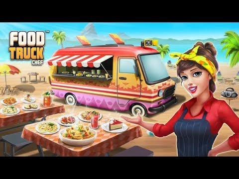 food-truck-chef™:-cooking-gam---android-gameplay-ᴴᴰ
