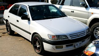 Toyota Corona Premio 1996 Complete Review