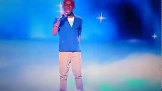 Malaki Paul Semi Final Performance Britain's Got Talent