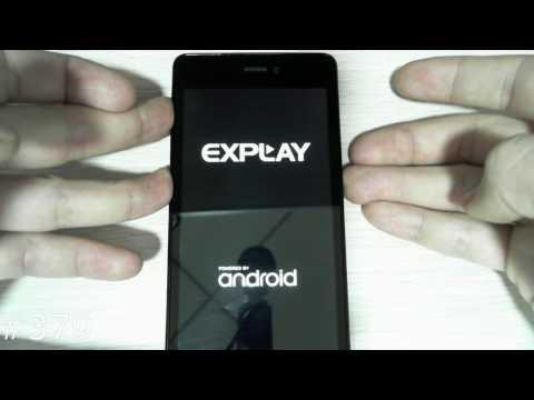 Сброс настроек Explay Indigo (Hard Reset Explay Indigo)