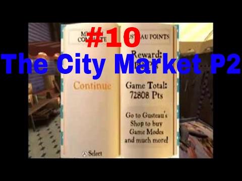 #10 Ratatouille - The City Market P2