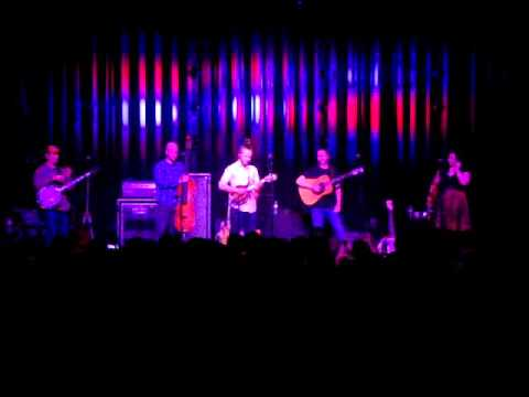 Yonder Mountain String Band Atlanta 2/12/2016 White Freight Liner Blues Kentucky Mandolin