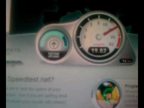 internet speed test sweden