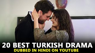 Download 20 Best Turkish Drama dubbed in Hindi / Urdu - Available on YouTube