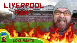 Liverpool FC Rant - Klopp, Tactics, FSG, Transfers. Sturridge and more
