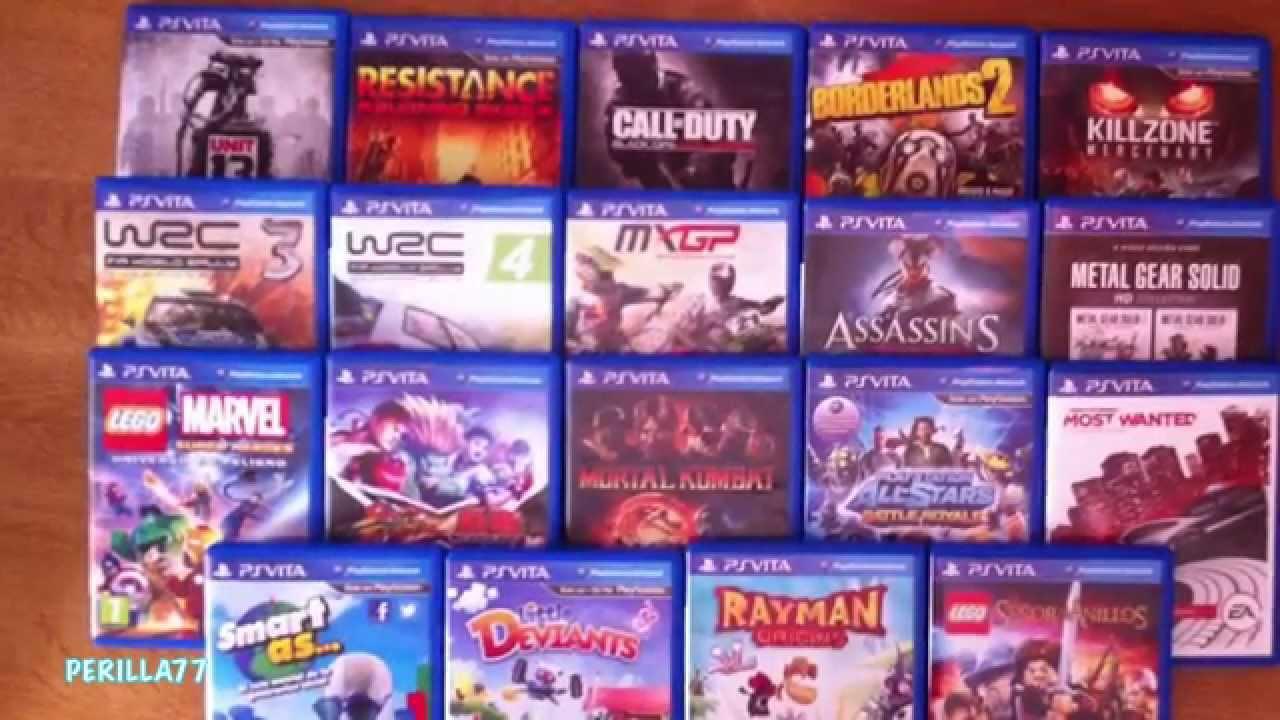 Juegos Para Ps Vita Unifeed Club
