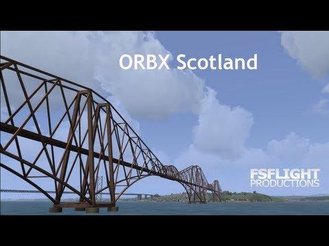 FSX Movie | ORBX Scotland | HD
