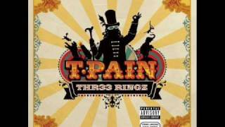 T-Pain - Thr33 Ringz - Can