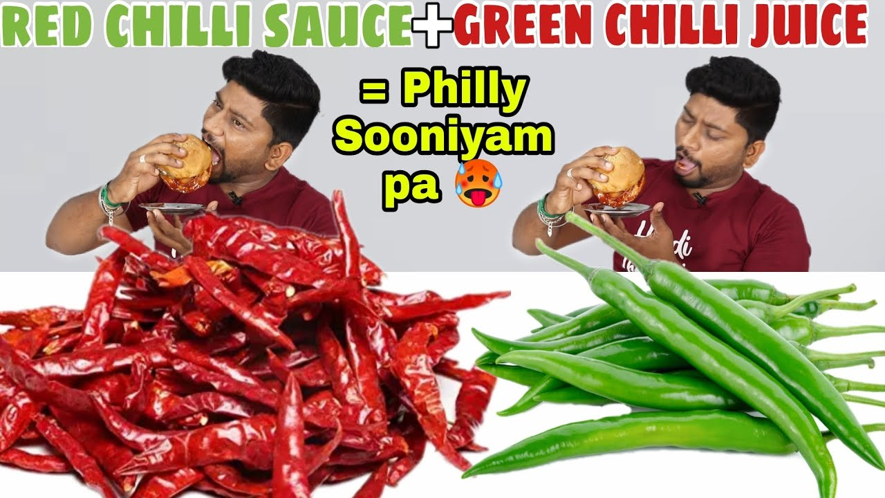 Red Chili Sauce VS Green Chilli Juice Eating Challenge | Fun Challenge | EATING CHALLENGE BOYS