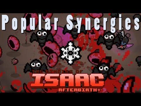 The Binding of Isaac Afterbirth Plus | Social Circle!
