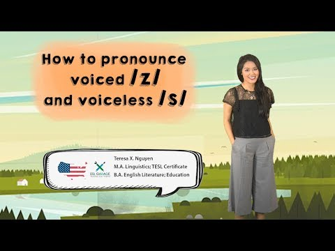 Improving American English Pronunciation: How To Pronounce Z And S Sounds | Tongue Twisters 👅 🇺🇸