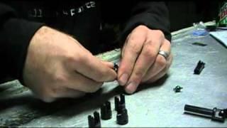 Tamiya CR 01 Project Buckin Bronco Build Video 4