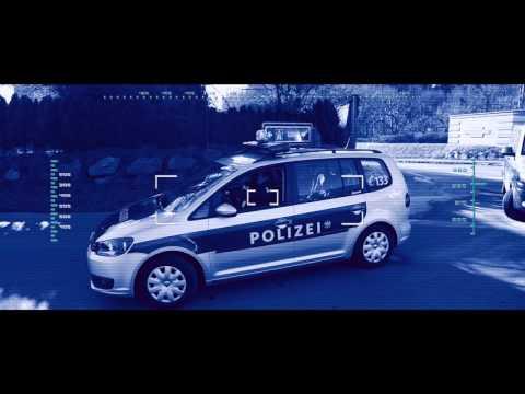 Polizei Kärnten Mannequin Challenge 2017
