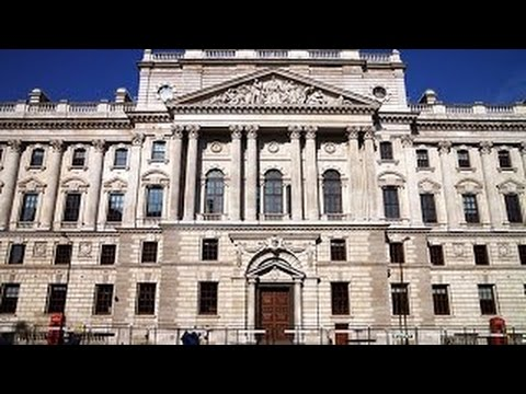 Inside The Great Offices - HM Treasury Documentary - World History Movies - Dosc Pro