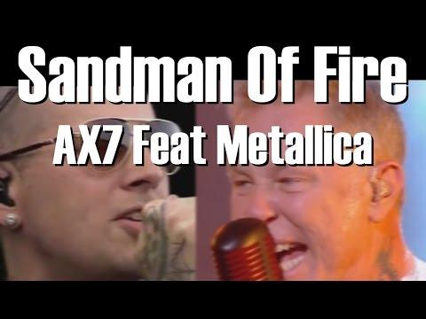 Sandman Of Fire -  (Avenged Sevenfold + Metallica Mash up)