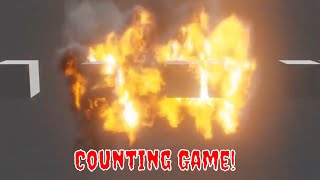Counting Game | Boxes On Fire! 🔥