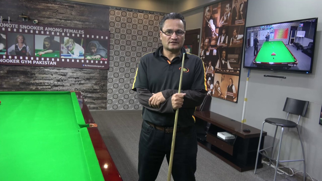 Snooker Coaching / Training YouTube Channel in Urdu/Hindi ...