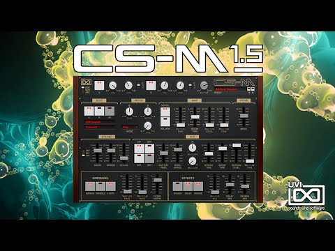 CS-M 1.5 | Official Trailer UVI©