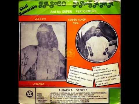 Download Chief Honorable Fasco Dagama & His Bolojo Super Performers - Super page One (2)