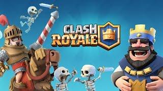 Clash Royale Лецплей