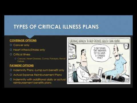 Confused by Critical Illness Supplemental Health Plans?
