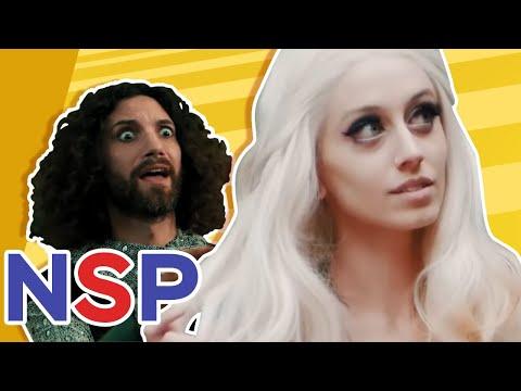 Courtship of the Mermaid - NSP