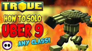 HOW TO SOLO U9 WITH ANY CLASS IN TROVE! ✪ What Stats Are Required to Solo U9?