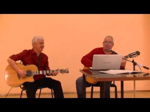 Сосны санаторий ВОС - исполняет автор Олег Самсонов