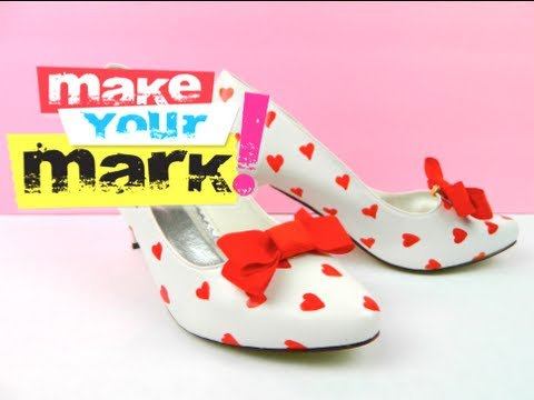 HOW TO: Pinup Shoes and Shoe Clips DIY!