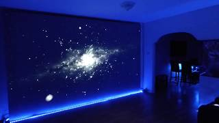 "REACH THE STARS WITH OUR IMMERSE 4K CINEMA HUGE 180"" - 200"" 16:9 - 2.39:1 SCREEN KITS ONLY $532"