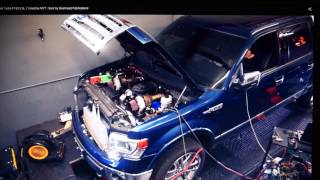 1000HP Twin Turbo F150 Gearhead Fabrications MPT Tuned