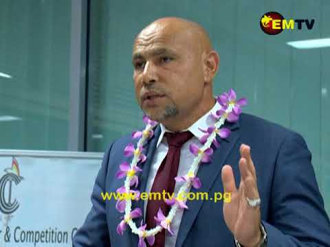 Abel: Government to Promote Fair Investment Environment for Foreign Investors and PNG's Welfare