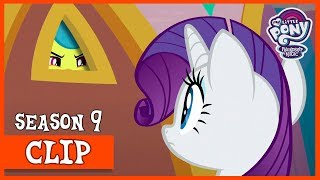 The Residents of Canterlot get Distrustful of Each Other (The Ending of the End) | MLP: FiM [HD]
