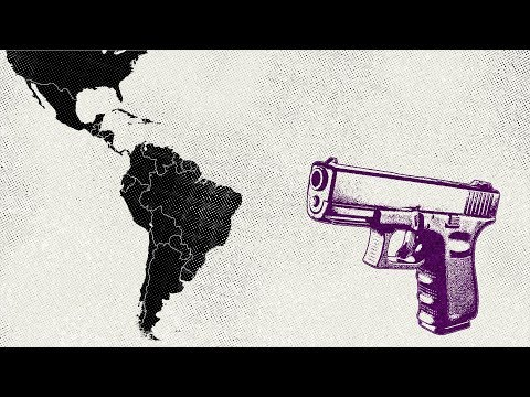 Global Gun Deaths, 1990-2016