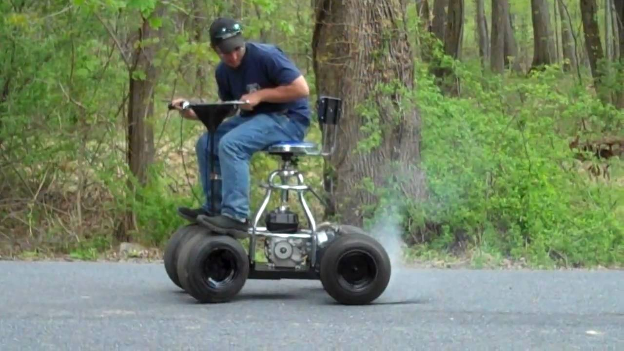 Barstool Racer Burnout 2 Mp4 Youtube