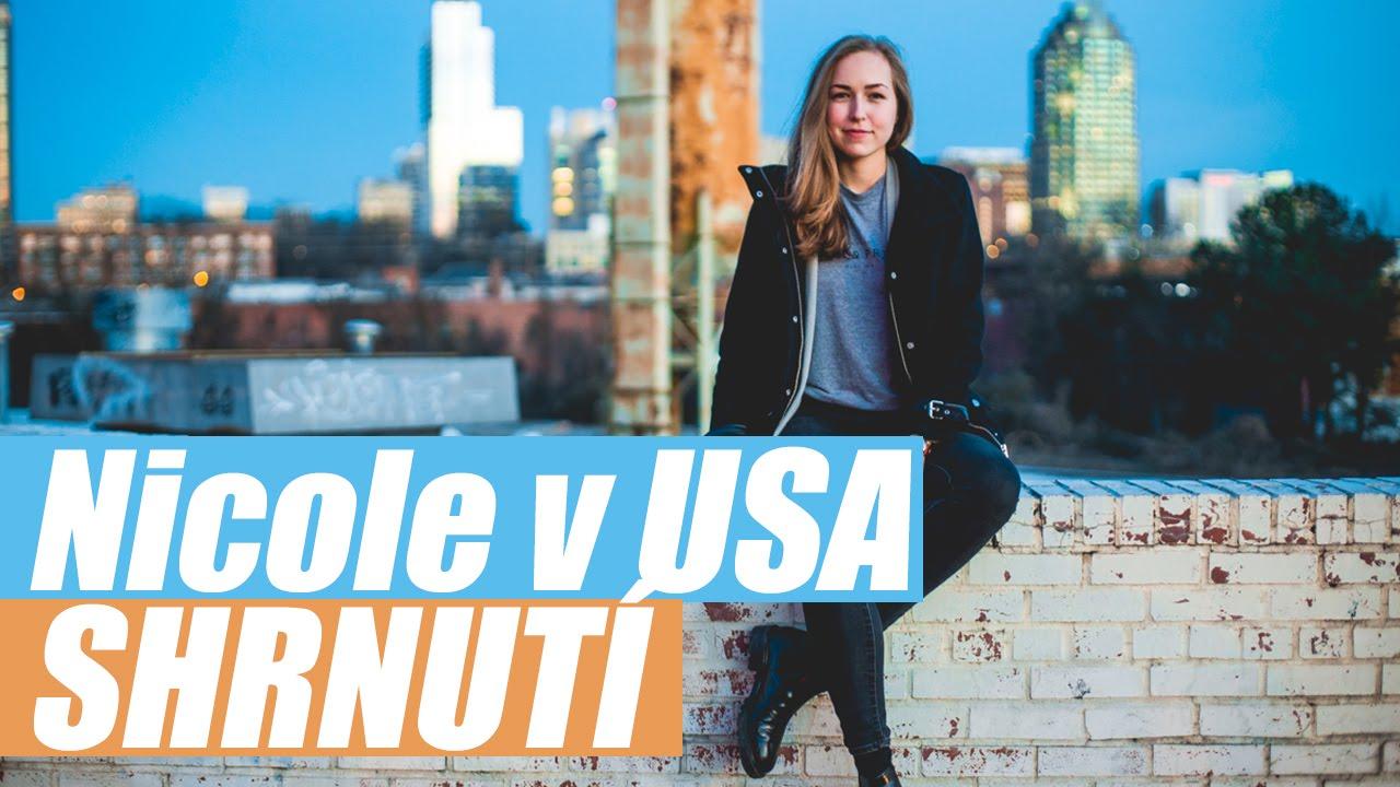 VLOG | Shrnutí pobytu v Americe!
