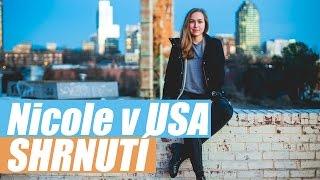 VLOG | Shrnuti pobytu v Americe!