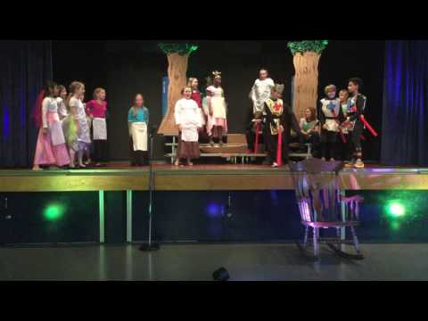 Joust!! The 4th Grade Musical 2017
