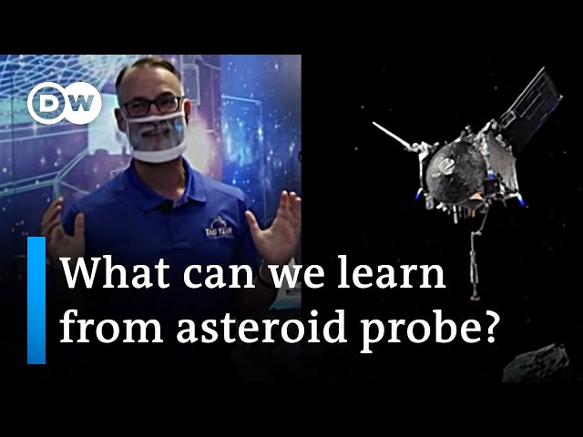 NASA: What to learn from asteroid Bennu? | DW News