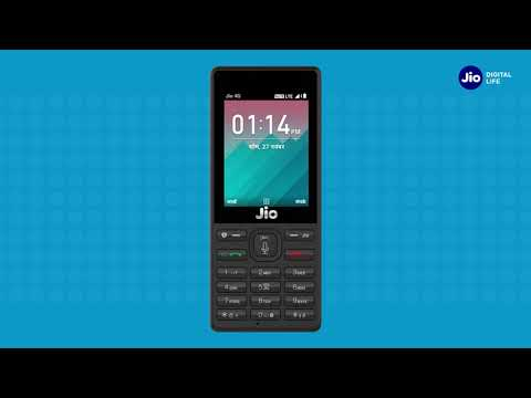 JioCare - How to Make Video Calls on JioPhone (Kannada)| Reliance Jio